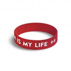 TREC WRISTBAND 033 GYM IS MY LIFE