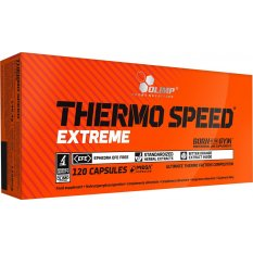 Olimp Thermo Speed Extreme 120 cap