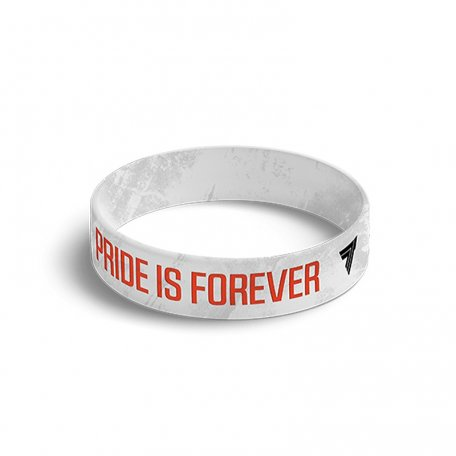 TREC WRISTBAND 041 PRIDE IS FOREVER