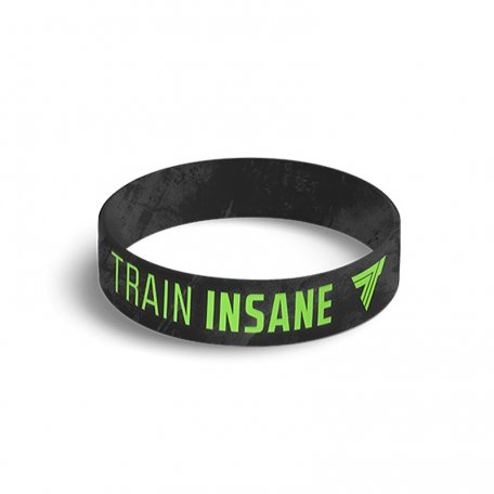 TREC WRISTBAND 043 TRAIN INSANE