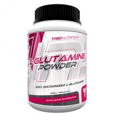 TREC L-GLUTAMINE POWDER 500 g JAR