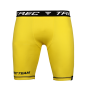 TW PRO SHORT PANTS 008 YELLOW