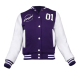 TW JACKET TRECGIRL 004 PURPLE
