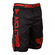 "Beltor spodenki MMA ""Red Punch"""