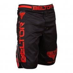 "Beltor spodenki MMA ""Red Punch"""