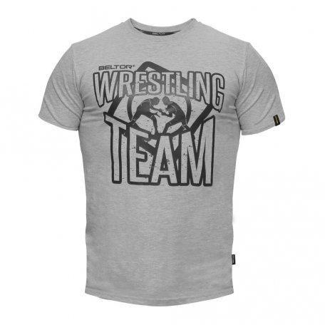 """Beltor T-shirt Slim """"WRESTLING TEAM 01"""""""
