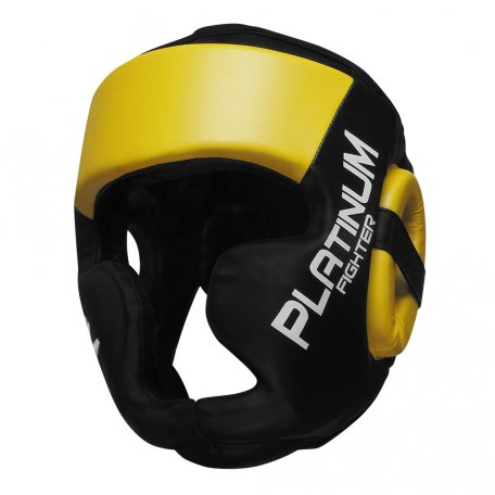 "Platinum Fighter Kask Sparingowy ""Guardian"""