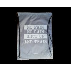BS WOREK NA BUTY NO PAIN NO GAIN