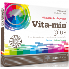 Olimp Vita-Min Plus 30 cap