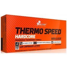 Olimp Thermo Speed Hardcore 120 cap