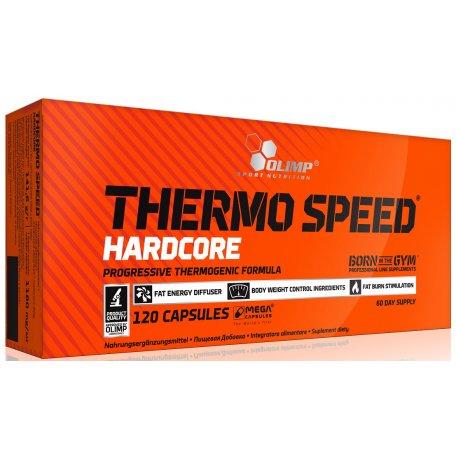 Olimp Thermo Speed Hardcore 120 cap