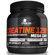 Olimp Creatine 1250 Mega Caps 400 cap