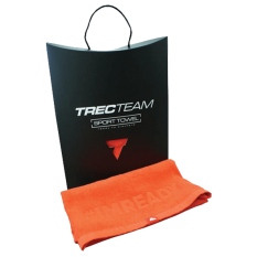 TREC WEAR RĘCZNIK 002 IMREADY ORANGE 50x70cm