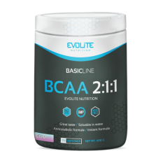 EVOLITE BCAA 2:1:1 400 g