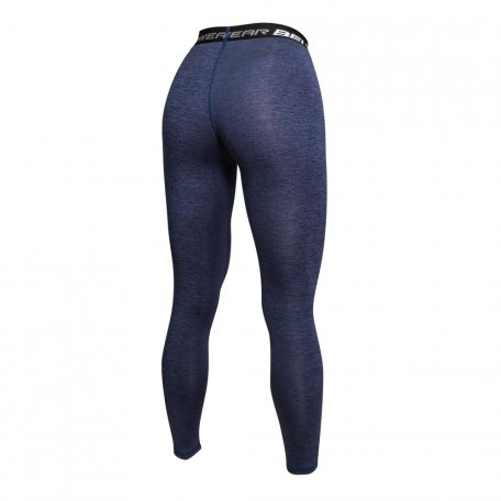 BELTOR BW LEGGINSY DAMSKIE / LADIES LEGGINGS COSYONE NAVYBLUE