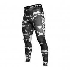 BELTOR BW LEGGINSY LONG PANTS PANTHER