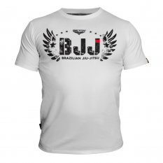 BELTOR BW T-SHIRT SLIM BJJ