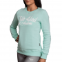 BELTOR BW BLUZA DAMSKA CREWNECK TRAIN HARD LOOK AWESOME MINT