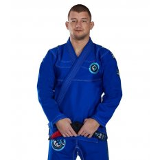 Ground Game Kimono GI do BJJ BALANCE 2 NIEBIESKIE