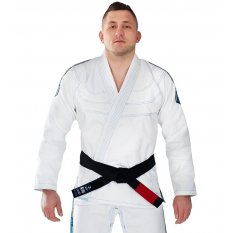 Ground Game Kimono GI do BJJ INCEPTOR 3.0 BIAŁE
