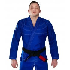 Ground Game Kimono GI do BJJ INCEPTOR 3.0 NIEBIESKIE