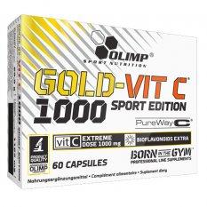 OLIMP GOLD-VIT C 1000 SPORT EDITION 60 kap