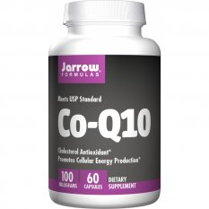 JARROW FORMULAS CO-Q10 100 mg 60 caps