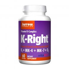 JARROW FORMULAS K-RIGHT 60 softgels