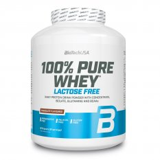 BIOTECH 100% PURE WHEY LACTOSE FREE 2270 g