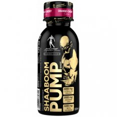 KEVIN LEVRONE SHABOOM PUMP SHOT 120 ml