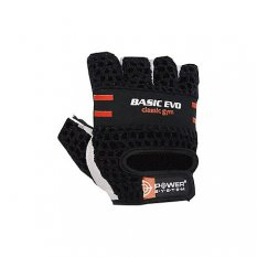 Power System Rękawiczki Basic Evo Red 2100