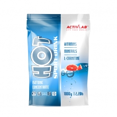 ACTIVLAB HOT ISOTONIC 1 kg