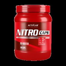 ACTIVLAB NITRO CAPS 240 kaps