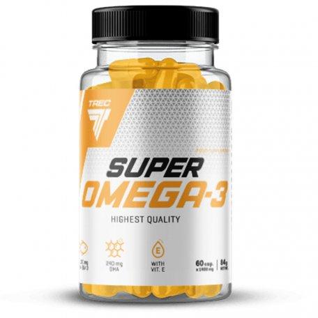 TREC SUPER OMEGA 3 60 CAP