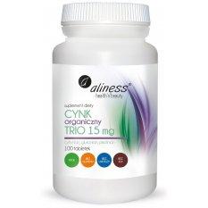 ALINESS CYNK ORGANICZNY TRIO 15 mg, 100 tab