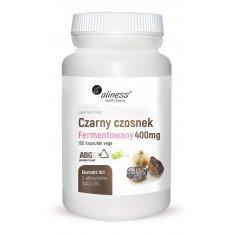 ALINESS CZARNY CZOSNEK FERM. 400 mg, 100 vcaps