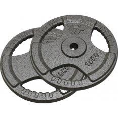 PlatinumFitness Zestaw 20kg Obciążenie żeliwne hammertone 29mm